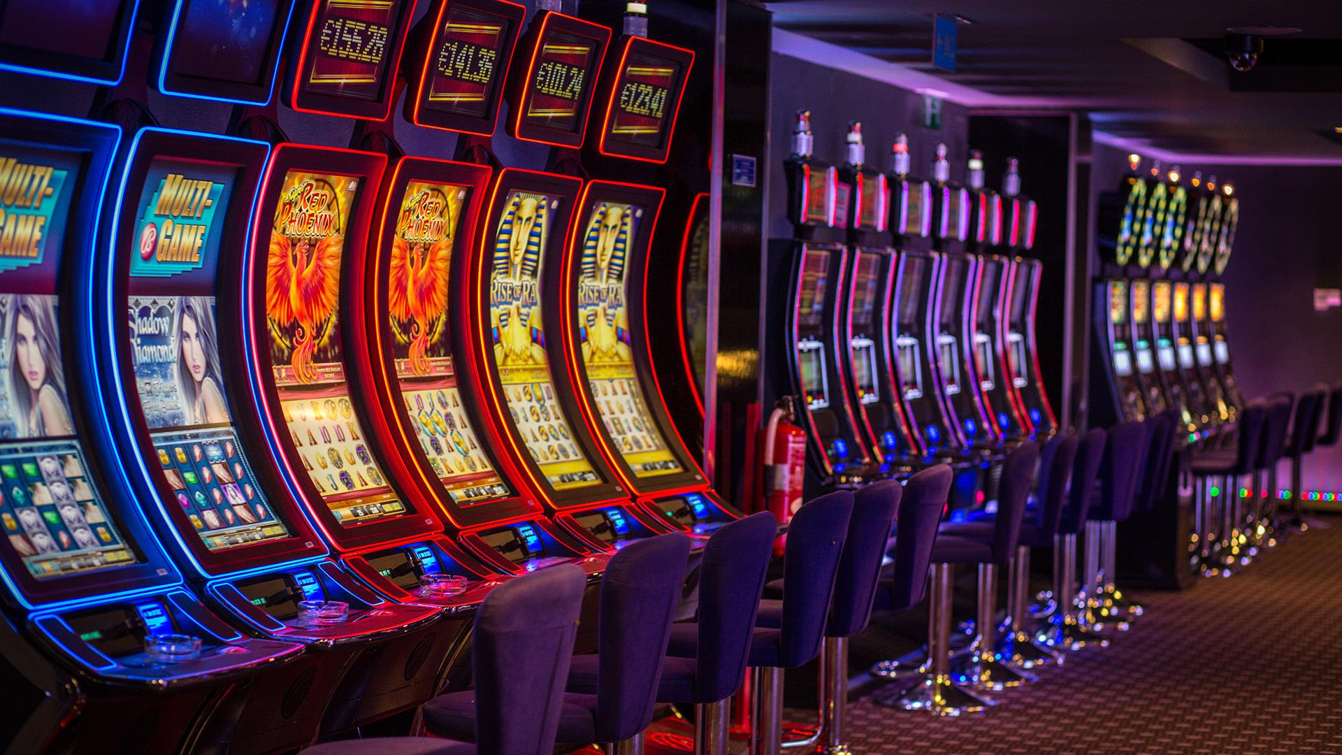 Gambling | Casino Espinho