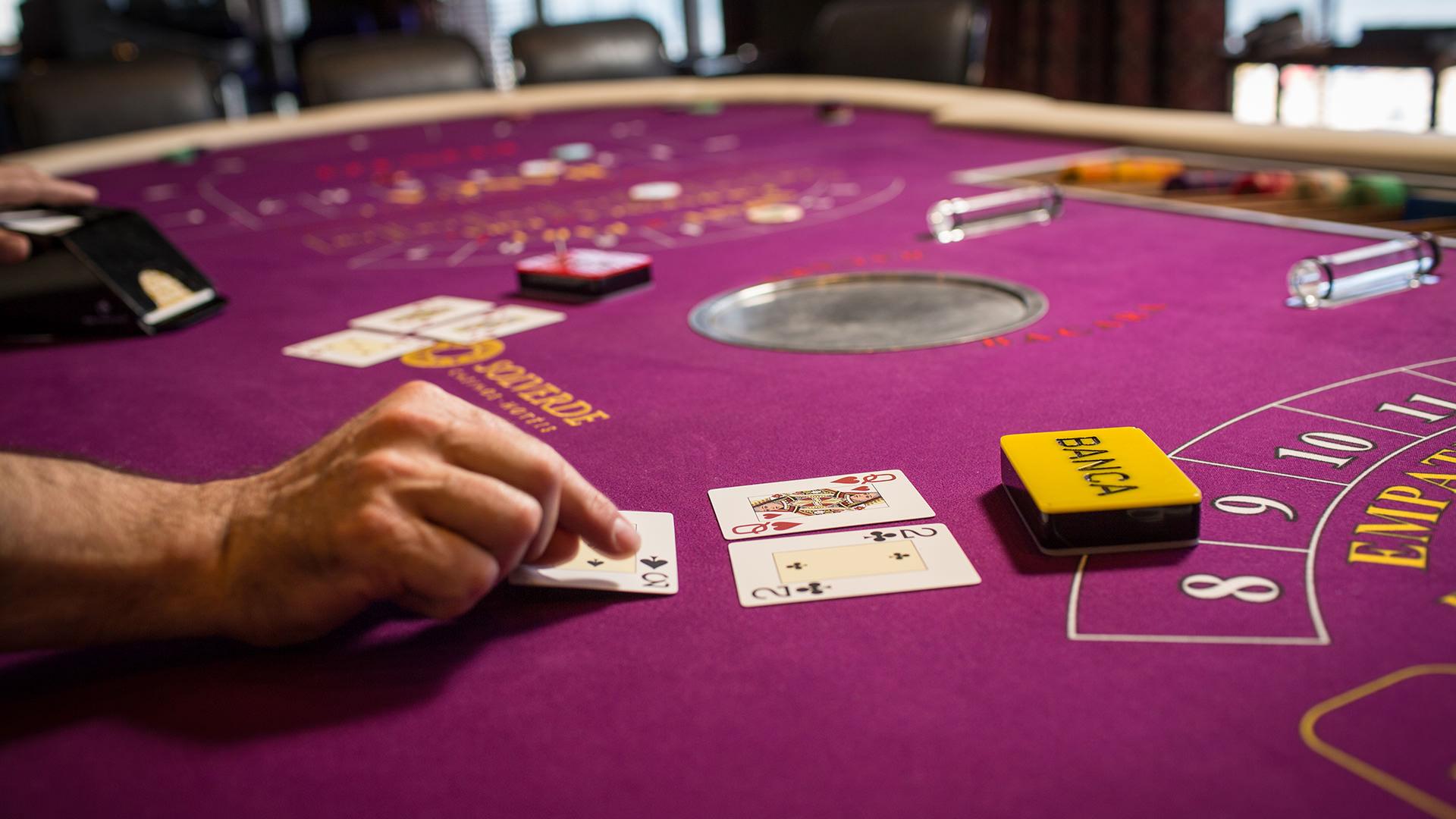 Pr sentation du Solverde Casino Espinho