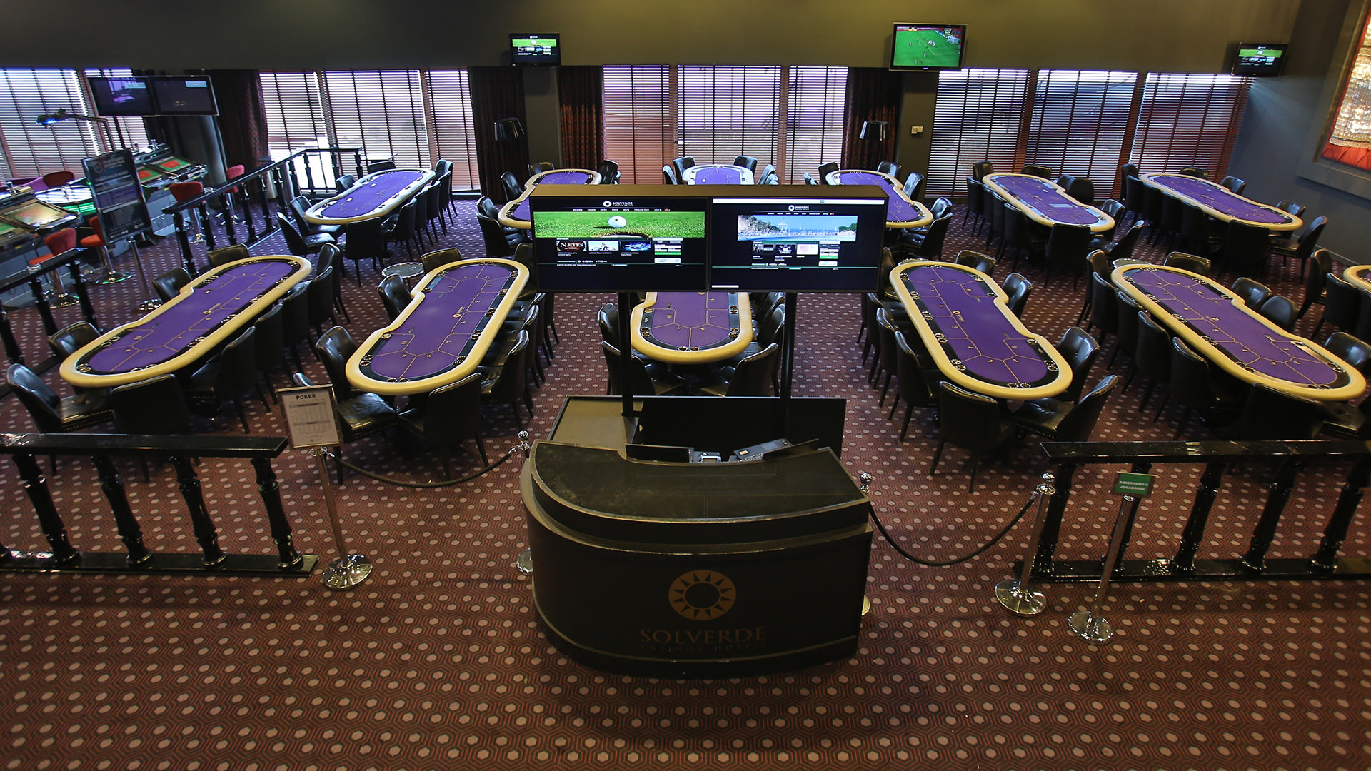 Casino de espinho poker