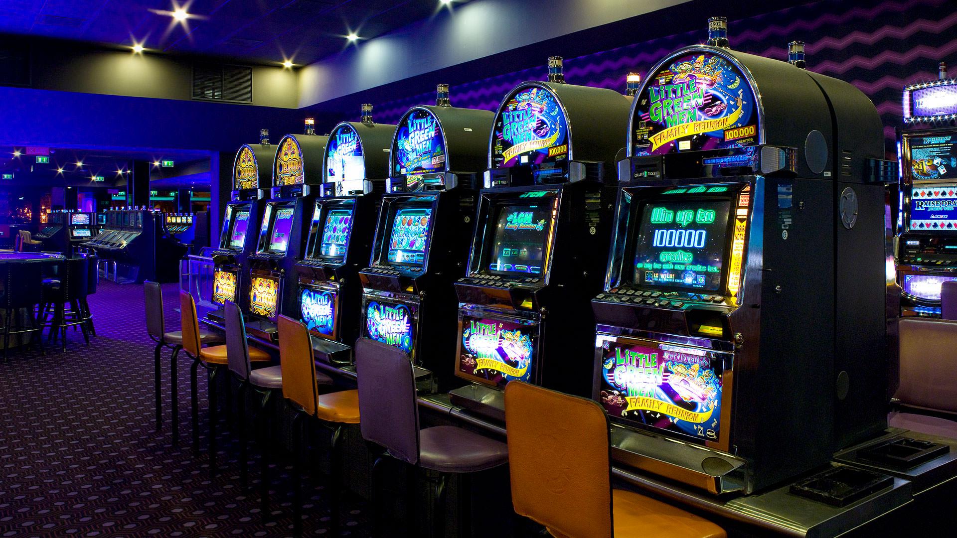 Jogos | Casino Monte Gordo