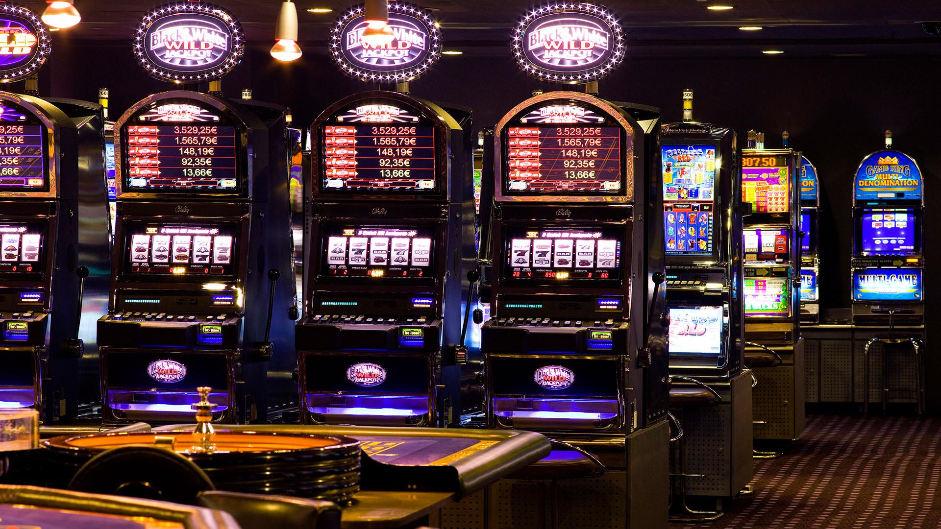 Casino jeux