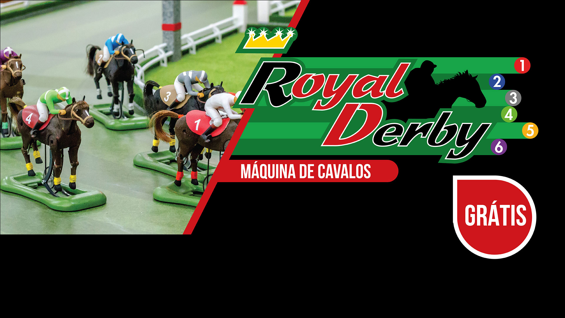 Royal Derby Casino Game